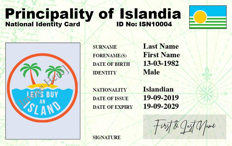 LBI ID Template